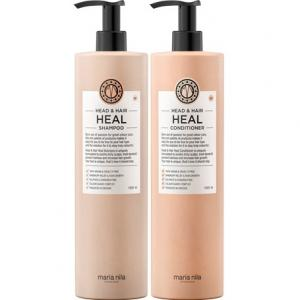 Maria Nila Head & Hair Heal Shampoo+Balsam