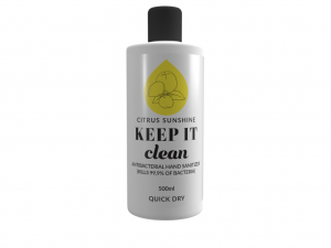 Keep It Clean Citrus Sunshine 500ml