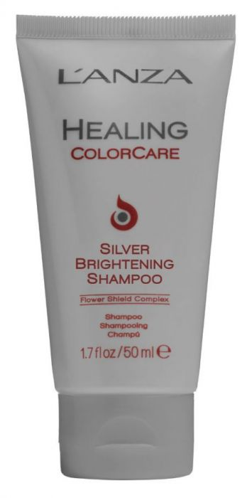 L'anza Healing Color Care Silver Schampo 50ml