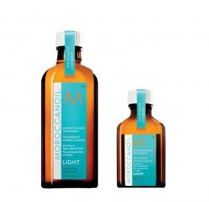Moroccanoil Light Treatment Oil 100ml+25ml