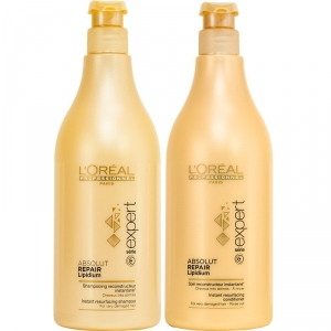 L'oréal Absolut Repair Duo 750ml