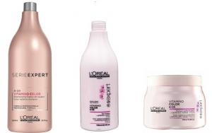 Loreal Vitamino Color 3-Kit