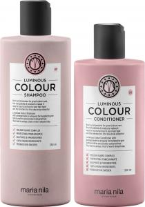 Maria Nila Luminous Colour Shampoo & Conditioner