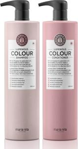 Maria Nila Lominous Colour Shampoo & Conditioner 1000ml