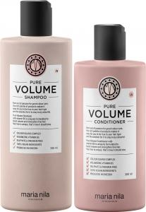 Maria Nila Pure Volume Shampoo & Conditioner