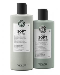 Maria Nila True Soft Shampoo & Conditioner