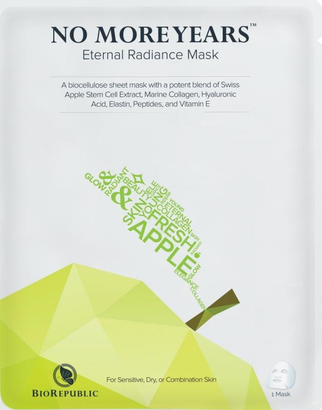 BioRepublic Skincare No More Years Eternal Radiance Biocellulose Sheet Mask