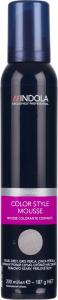 Indola Color Style Mousse Pearl Grey 200ml