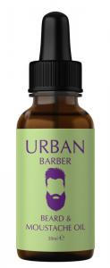 Urban Barber Beard&Moustache Oil