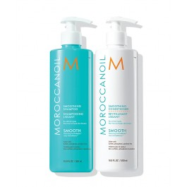 Moroccanoil smoothing duo 500ml