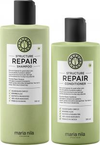 Maria Nila Structure Repair Shampoo & Conditioner 350ml+300ml