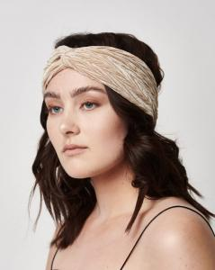 Pieces by bonbon Lilly headband beige