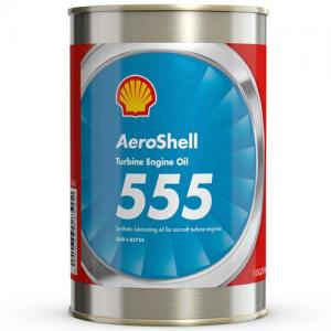 Aeroshell Turbine Oil 555