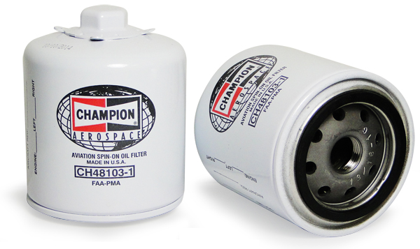 CH48103-1 Oil Filter