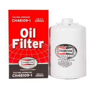 CH48109-1 Oil filter