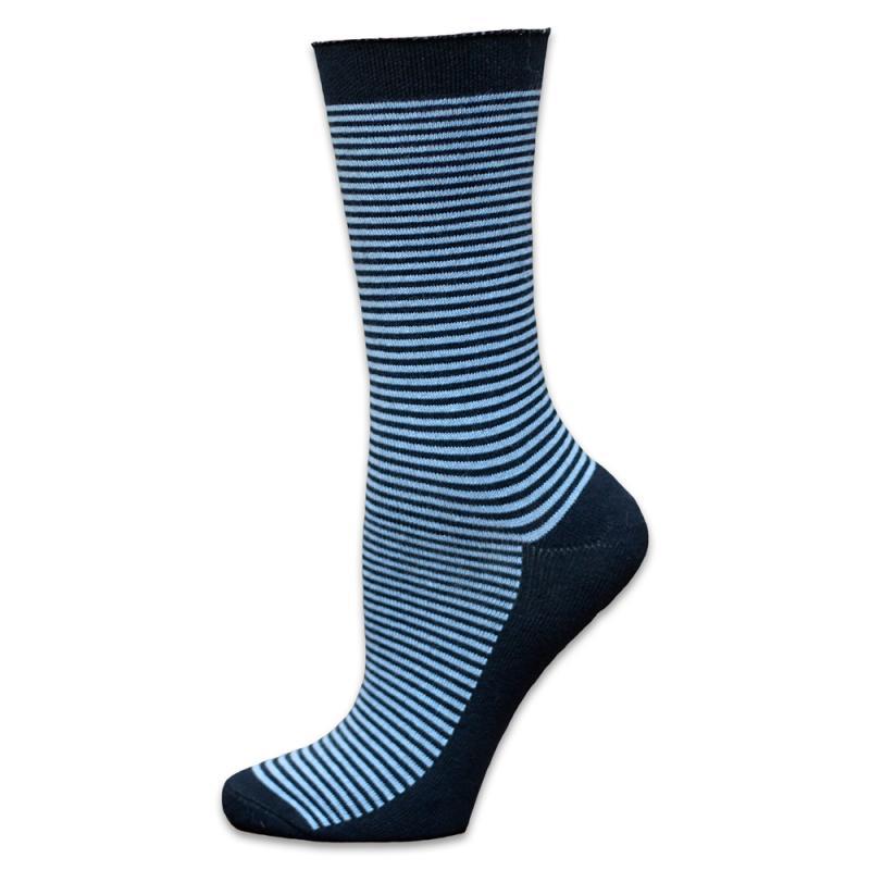 Strumpor Blue/Navy