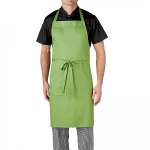 Kockförkläde - Avocado