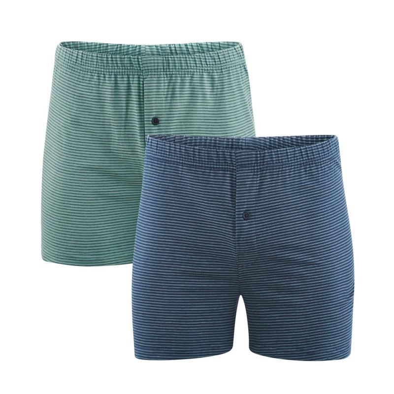 Boxer 2-p Blue/Green