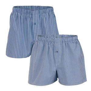 Boxer 2-pack Blue