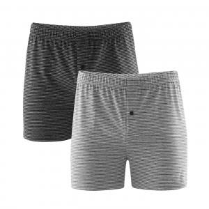 Boxer 2-p Grey/Anthrazit