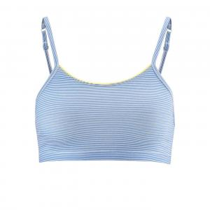 Bustier Blue/White