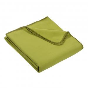 Fleecefilt Leaf Green