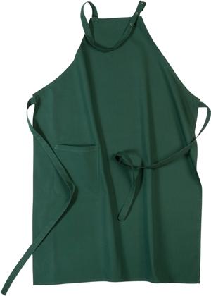 Köksförkläde Grön
