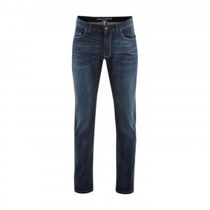 Jeans Herr Dark Blue Denim
