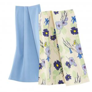 Kökshanddukar Flowers Blue