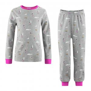 Pyjamas Barn Grey/Pink