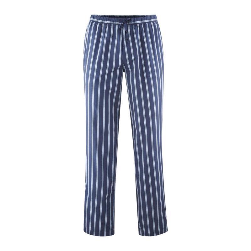 Pyjamasbyxa Navy/Azur