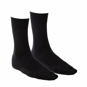 Business Socks 2-p Svart