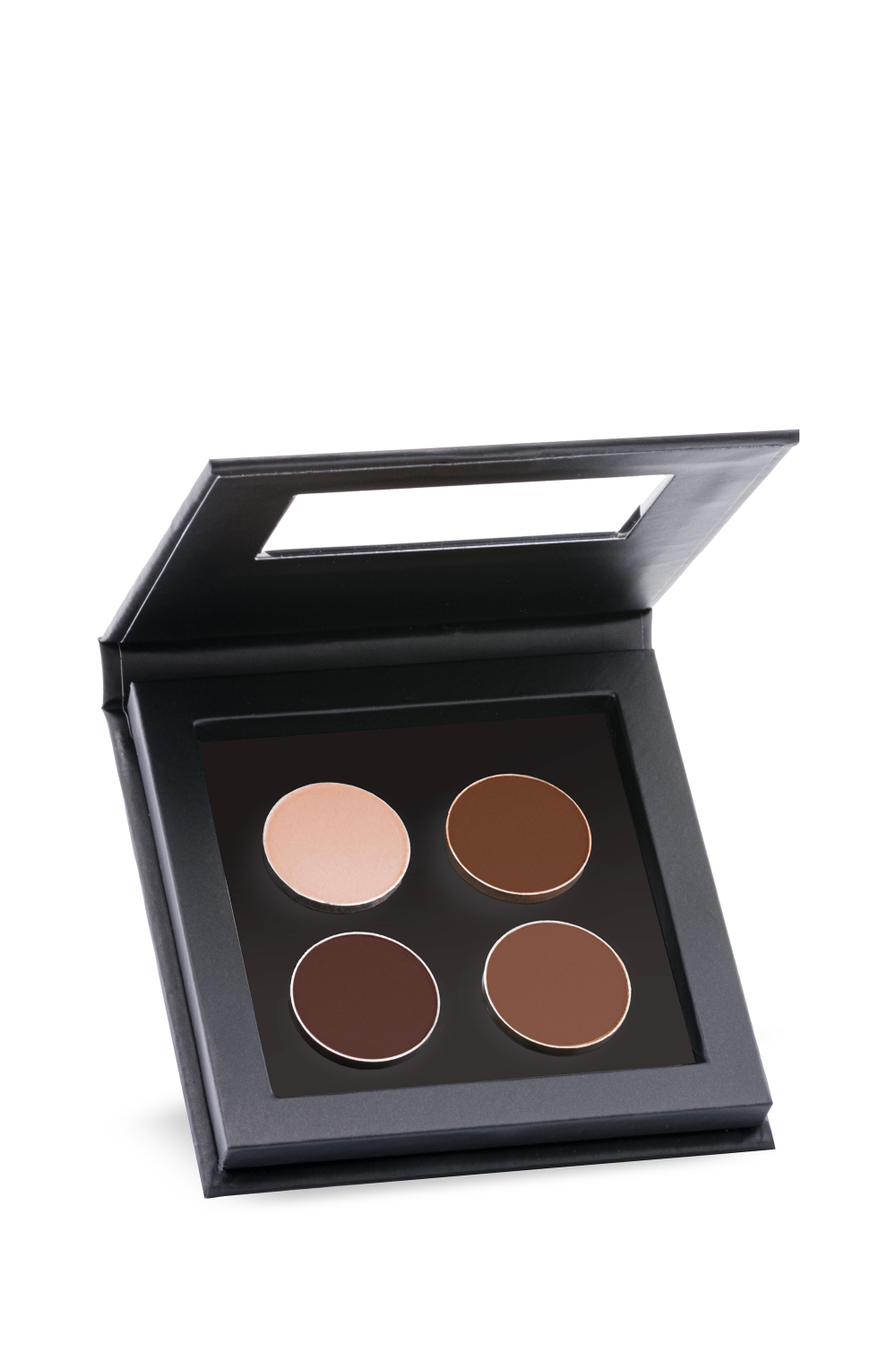 BARK BROWN - EYE SHADOW PALETTE
