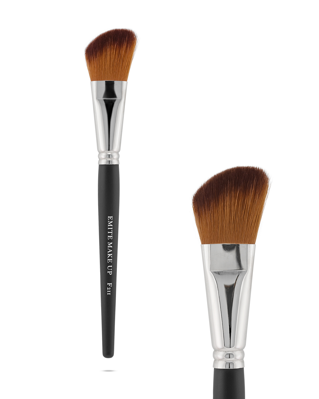 FOUNDATION / CONTOUR BRUSH F211