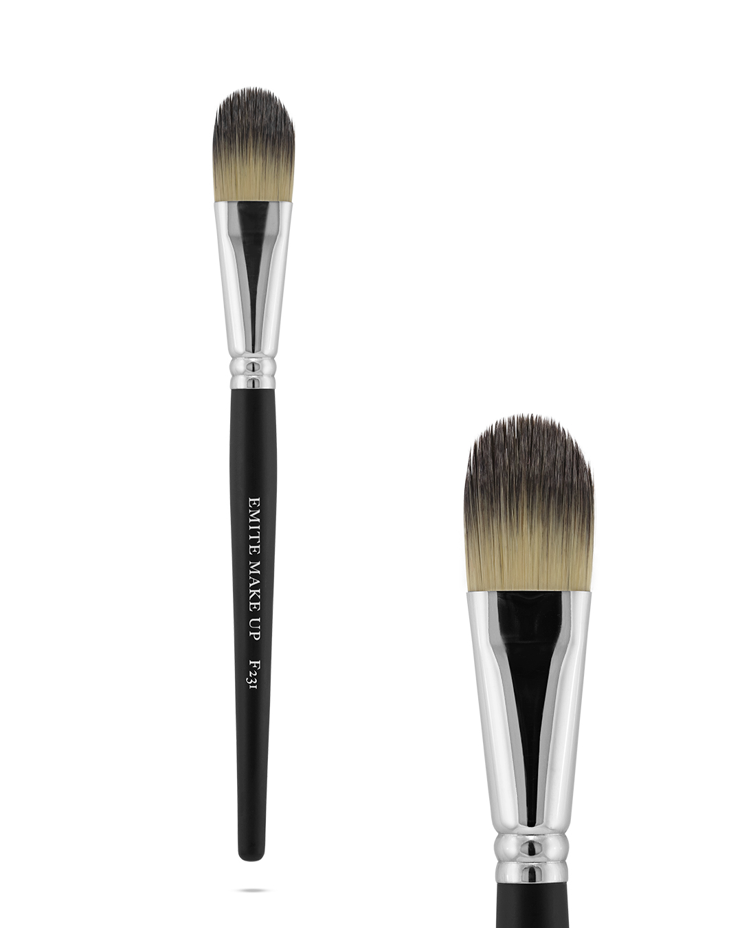 FLAT FOUNDATION BRUSH F231