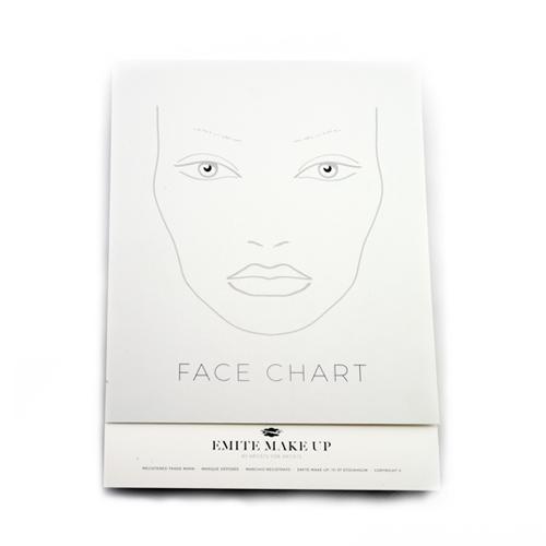 FACE CHART - BLOCK