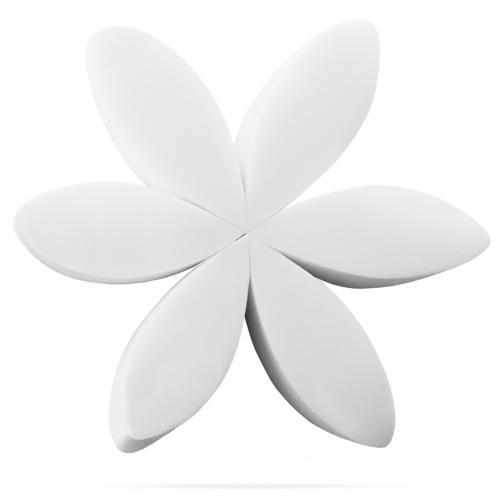 FLOWER 6pcs - MAKEUP SPONGES
