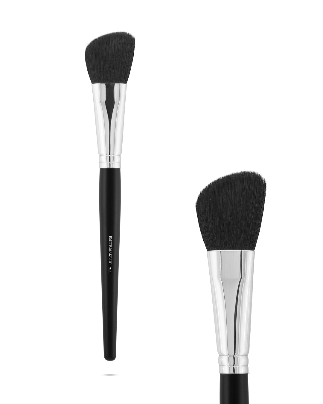 SLANTED POWDER BLUSH BRUSH 214