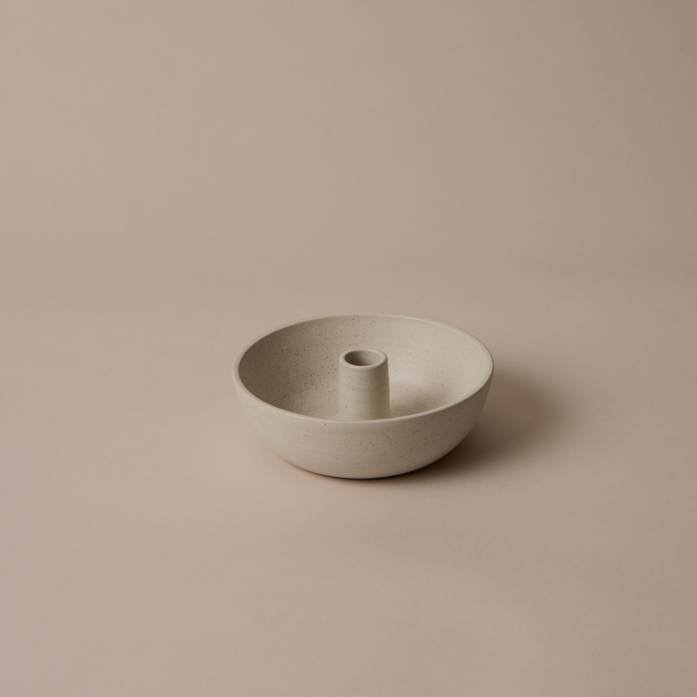 Ljusstake, Vintage white