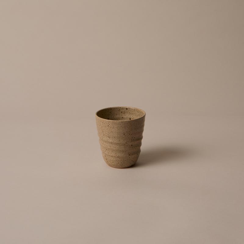 Kaffekopp, Vintage beige
