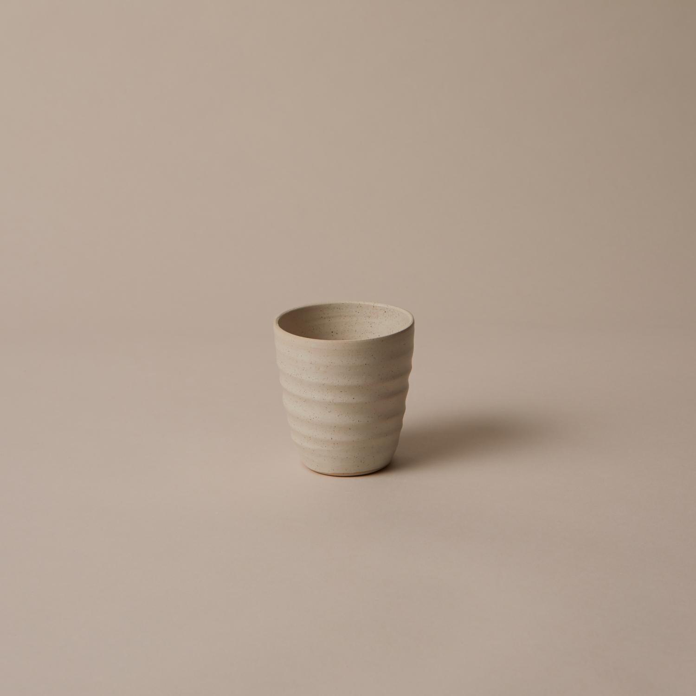 Klassisk kopp, Vintage white