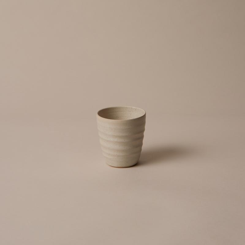 Kaffekopp, Vintage white