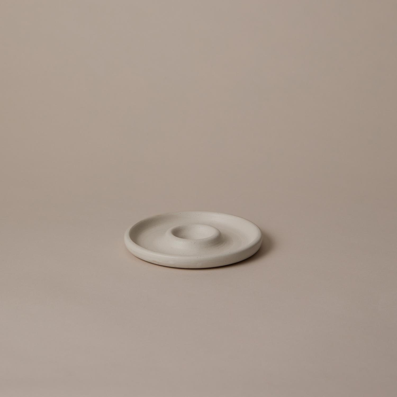 Äggkopp, Vintage white