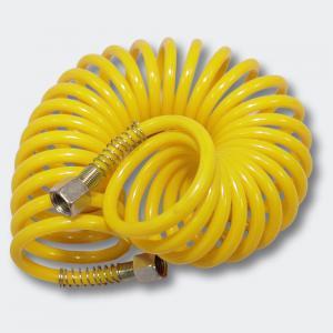 "Airbrush Spiralslang 2x G 1/4"" - 5m"