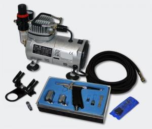 Start Airbrush kompressor Set ES18-2 + SA116