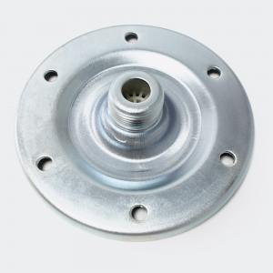 Fläns rostfritt stål till hydropress tank 24-100 L