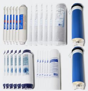 3 Års filterbyte till RO vattenfiltersystem 1500 L/dag