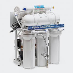 Omvänd Osmos 5-Stegs vattenfilter RO 1500 L/dygn