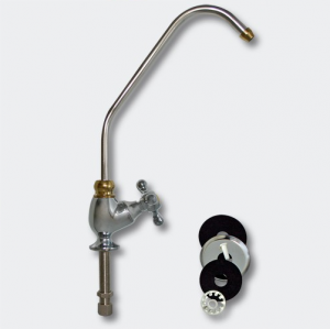 RO vattenkran 1/4 Inch - 6,35mm Lyx ES-06
