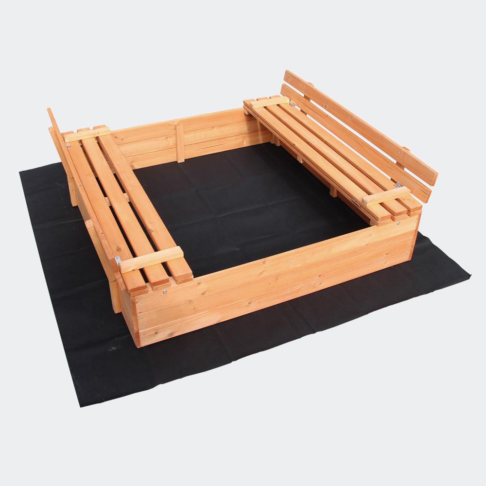 jabo sandlåda med bänk